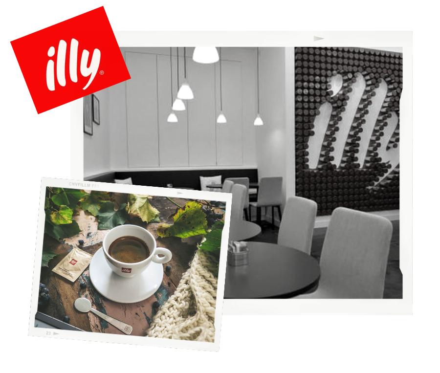 cafe illy en aragón