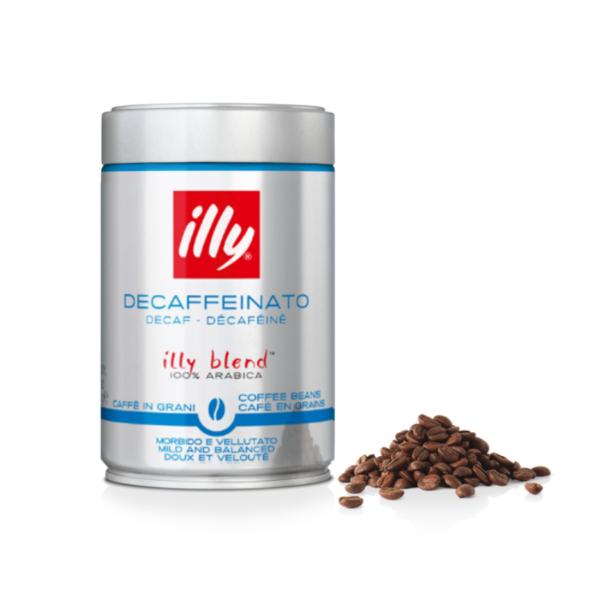 CAFE ILLY DESCAFEINADO