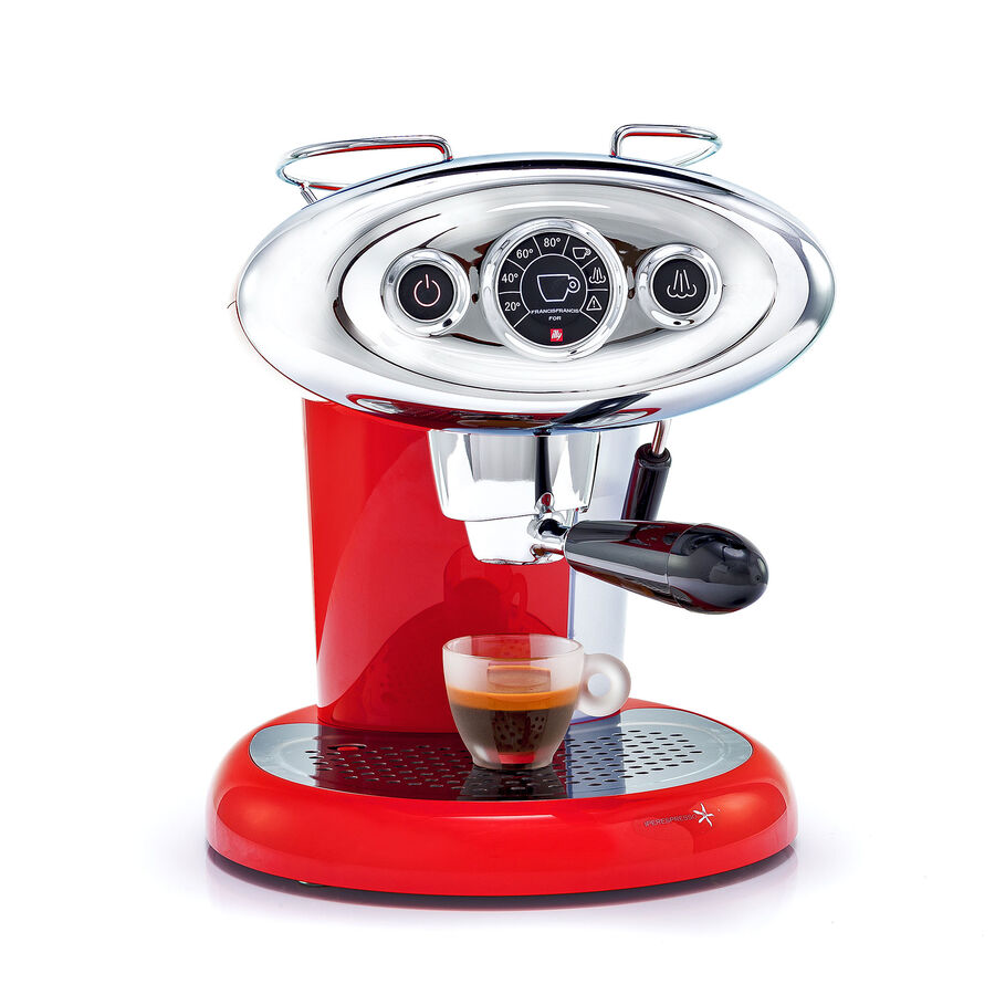 ILLY CAFETERA X7.1