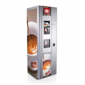 MAQUINAS VENDING ILLY