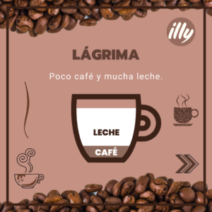 cafe lagrima